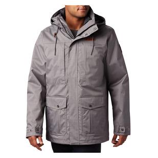 Horizons Pine - Men's 3 in 1 Hooded Jacket