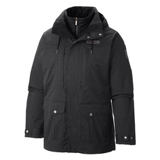 Horizons Pine (Plus Size) - Men's 3 in 1 Hooded Jacket