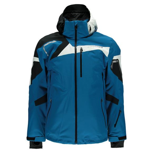 Titan - Men's Hooded Jacket