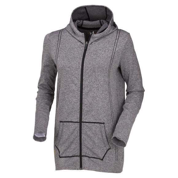 Devotion - Women's Full-zip hoodie