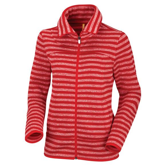 Unity - Veste en laine polaire pour femme