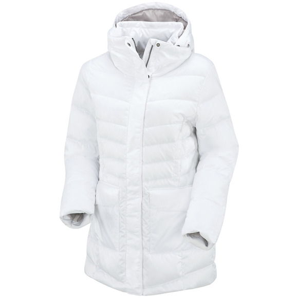 Nicky - Women's Hooded Down Jacket