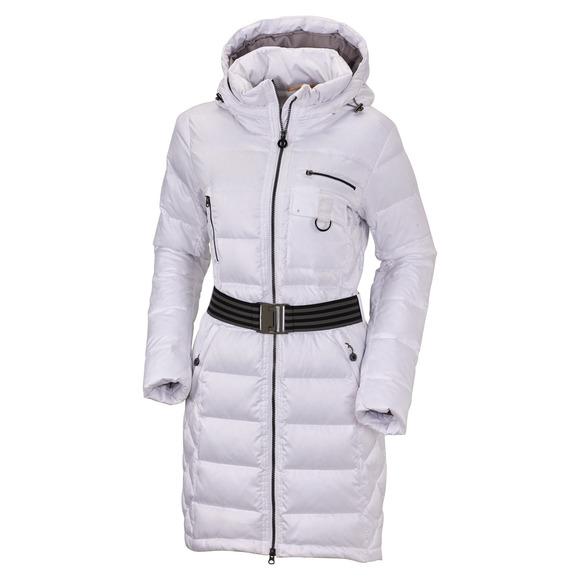 Emmy - Women's Down Hooded Jacket