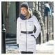 Emmy - Women's Down Hooded Jacket - 2