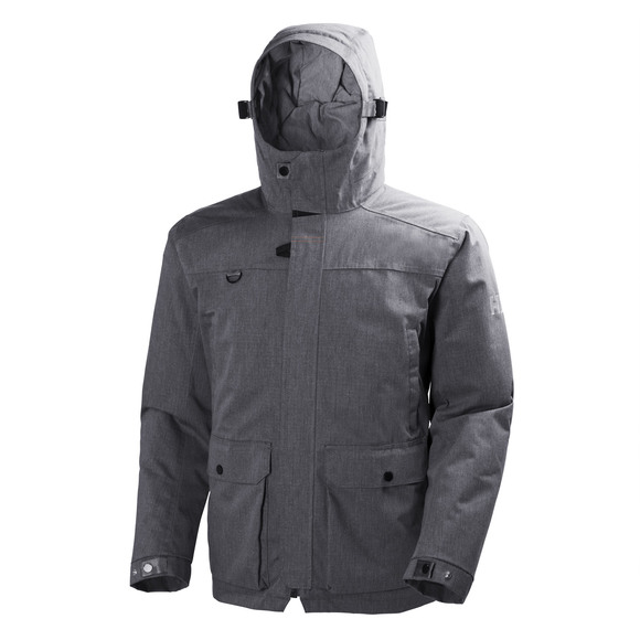 Brage - Men's Hooded Jacket