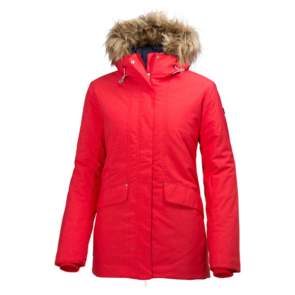 Eira - Women's Hooded Jacket