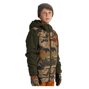 Gameday Jr - Manteau à capuchon pour garçon