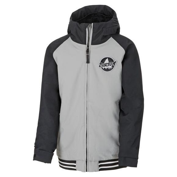 Gameday Jr - Boys' Hooded Jacket