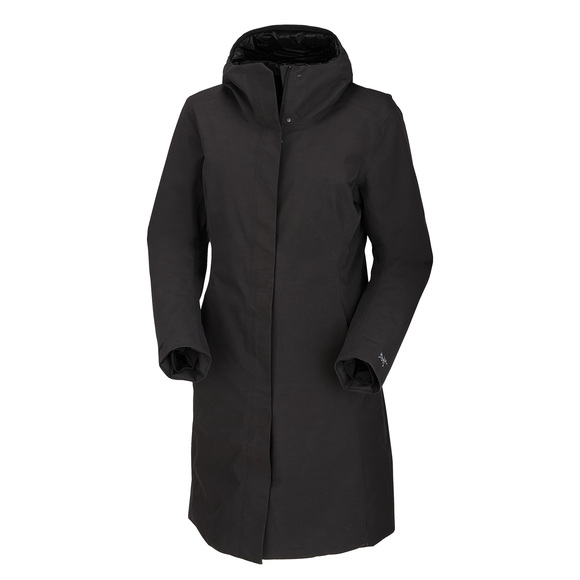 Patera - Women's Hooded Jacket