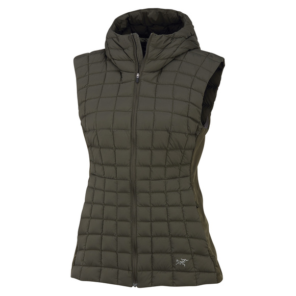 Narin - Women's Hooded Down Sleeveless Vest