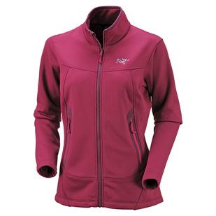 Arenite - Women's Full-Zip Jacket
