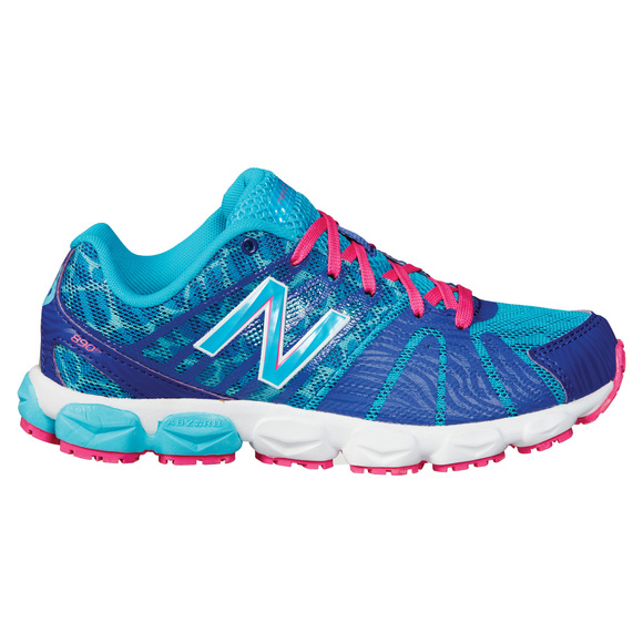KJ890TBG - Chaussures de course à pied pour fille