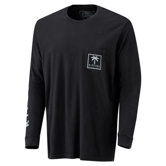 Palms Heritage - Men's Long-Sleeved Shirt