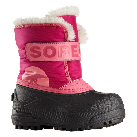SOREL Toddler Snow Commander Youth  dbd2d58aad