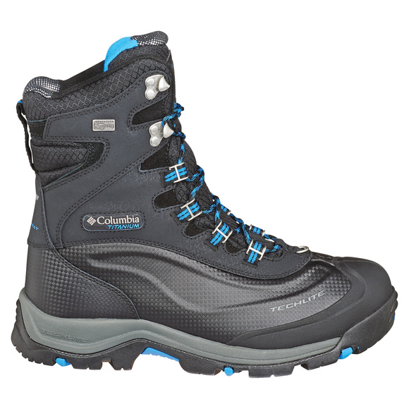 Bugaboot Plus III Titanium - Men's Winter Boots