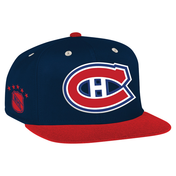 C2012Z - Casquette ajustable pour homme - Canadiens de Montréal