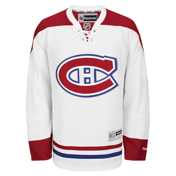 Premier Team - Adult's Replica Jersey - Montreal Canadiens (Away)