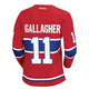 Premier Player - Women's Replica Jersey - Montreal Canadiens (Home)  - 0