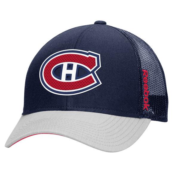 TNT - Adult Adjustable Cap - Montreal Canadiens