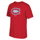 T2097 -  Men's T-Shirt - Montreal Canadiens - 0