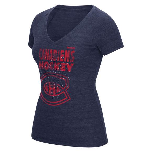 T3078 - Women's T-Shirt - Montreal Canadiens