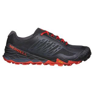 All Out Terra Ice WTPF - Chaussures de course sur sentier pour homme
