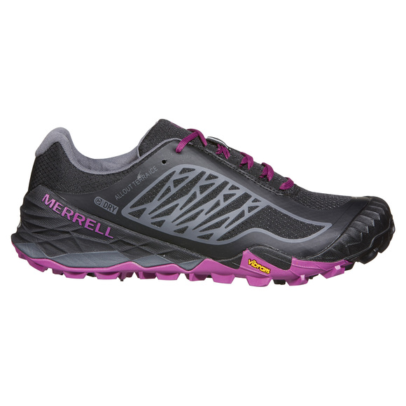 All Out Terra Ice WTPF - Women's Trail Running Shoes