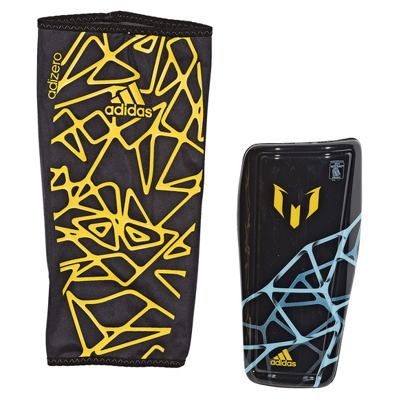 Messi 10 - Adult Soccer Shin Pads