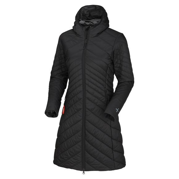 Stratus - Manteau à capuchon pour femme