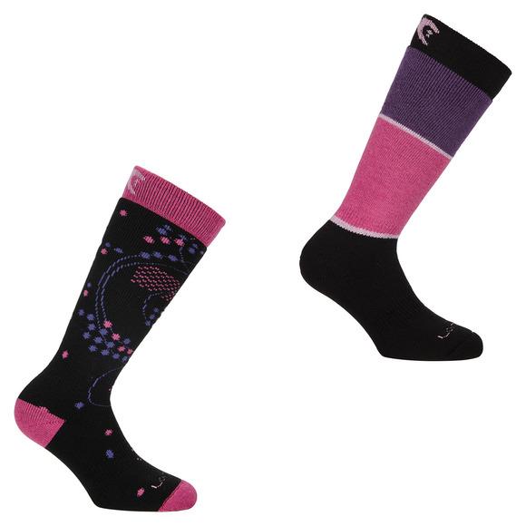 Merino Ski 2 - Women's Cushioned Ski Socks