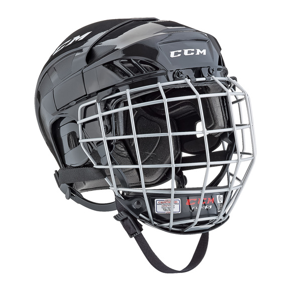 Fitlite 40 Combo - Senior Hockey Helmet And Wire Mask
