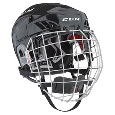 Fitlite 60 Combo - Senior Hockey Helmet And Wire Mask