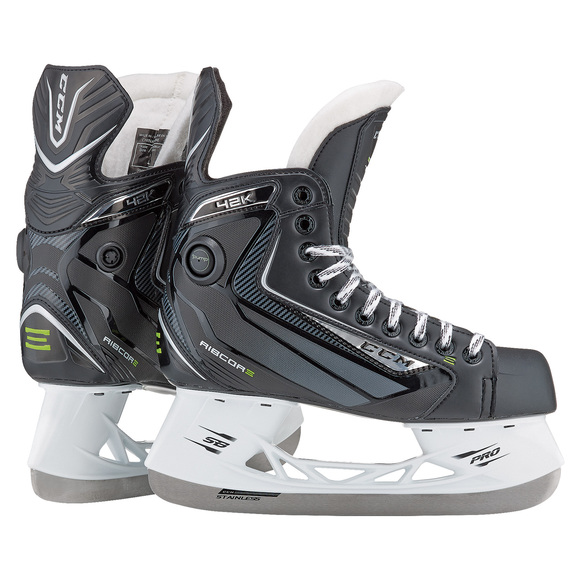 Ribcor 42K Pump - Patins de hockey pour junior