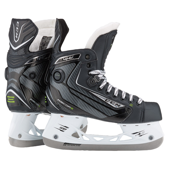 Ribcor 44K Pump - Patins de hockey pour senior
