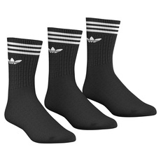 Solid Crew - Men's Socks