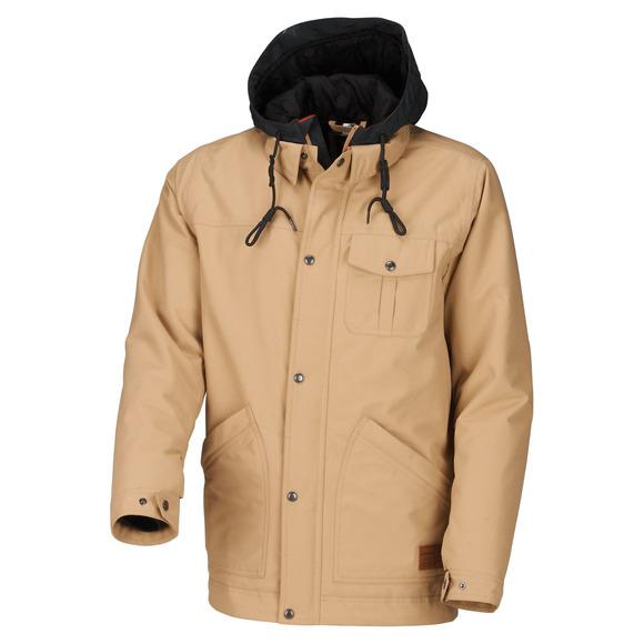 Legend - Men's Hooded Jacket