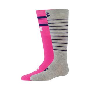 Retro - Chaussettes semi-coussinées pour fille