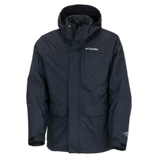 Visable Whiteout - Men's 3-in-1 Hooded Jacket