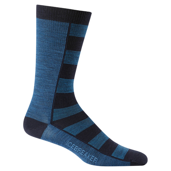 Lifestyle Crew Bisect - Men's Cushioned Socks