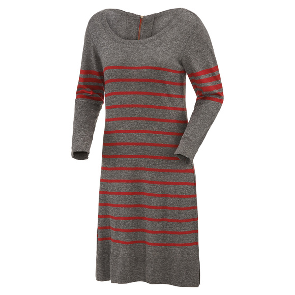 Zip Back - Women's Dress