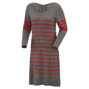 Zip Back - Women's Dress