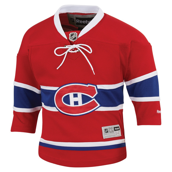 Premier Team - Kids Replica Jersey - Montreal Canadiens (Home)