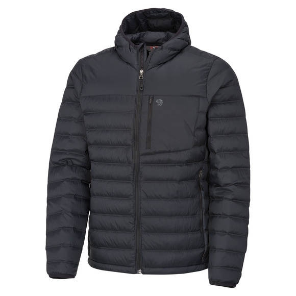 Dynotherm - Men's Hooded Down Jacket