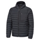 Dynotherm - Men's Hooded Down Jacket - 0