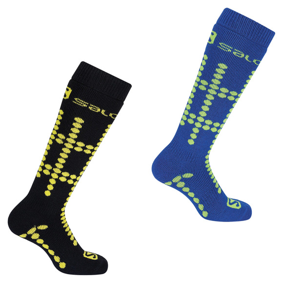 Team Junior 2 - Junior Cushioned Ski Socks