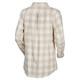 Buffalo Check - Women's Tunic-Style Shirt  - 1