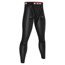 BMPC-0001 - Senior Compression Pants With Cup