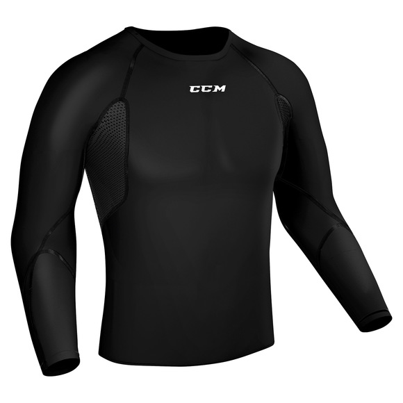 BMTC-0001 - Senior Compression Long-Sleeved Shirt