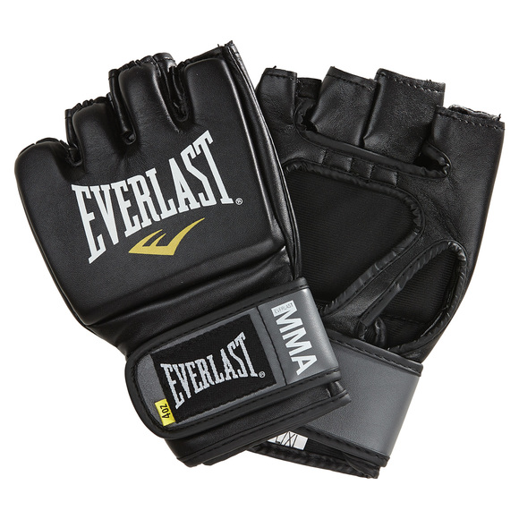 7778BLXL - Adult's Pro Style Grappling Gloves