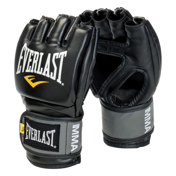 7778BSM - Adult's Pro Style Grappling Gloves
